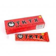 Крем анестетик TKTX 39% красный 10г