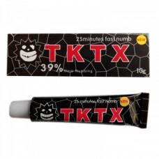 Крем анестетик TKTX 39% черный 10г