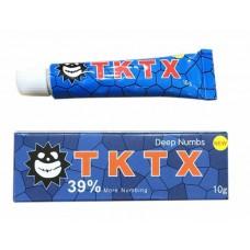 Крем анестетик TKTX 39% синий 10г