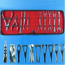 Набор инструментов для пирсинга