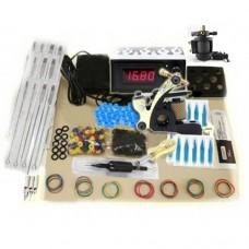 Тату набор для обучения с индукционным и роторным аппаратами