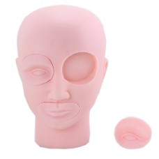 Манекен для татуажа 3D