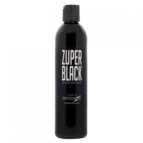 Пигмент Intenze Zuper Black Ink