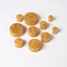 Плаги деревянные из бамбука